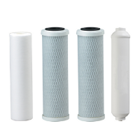"5 Stage Reverse Osmosis System Filter Pack <div class=""part-number"">FAL-RO5-35-FP/FAL-RO5-75HEFP</div>"