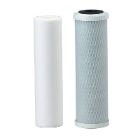 """2 Stage Carbon System/3 Stage Carbon System with UV* Replacement Filter Pack <div class=""""part-number"""">FAL-UTC-500RFK</div>"""