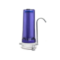 "Single Stage Carbon Countertop Drinking Water System <div class=""part-number"">FAL-CNTP-CL</div>"